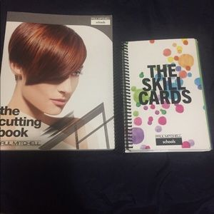 Paul Mitchell Learning Books